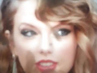 Taylor Swift Sop Jizm Tribute