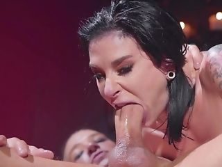 Ruthless Anal Invasion Extreme For Cock Blowing Joanna Angel