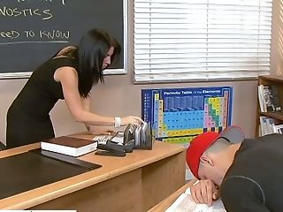 Lustful Instructor Kendra Secrets Is Fucking One Of Her Fave Students