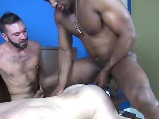 The Bounty Of Big Black Dick