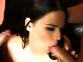 Svelte Suntanned Beauty Simony Diamond Is So Into Deep-throating Tasty Pricks