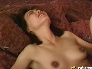 Tina Tai Gets Her Hairy Vagina Banged By A Wild Stranger