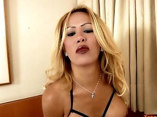Matures Shemale Yenny Strips N Strokes