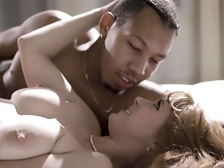 Red-haired Housewife Penny Pax Taunts Her Neighbor And Gets Fucked