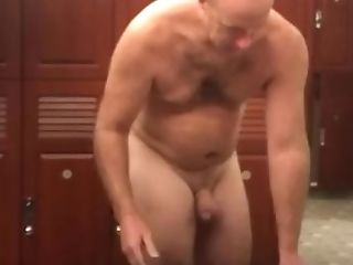 Hot Patriarch Switching Public Locker