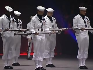 Amazing Connected States Navy Ceremonial Guard