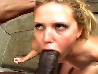 Blonde Cougar Buttfuck Fucking With Big Black Knob Interracial Fuck-a-thon