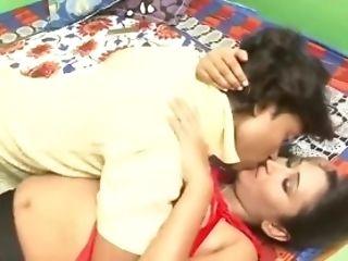 Hot Indian Lovemaking In Bedroom ( Part 1 )