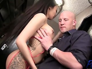 High Class Escort Paris Anabella Sees A Special Customer