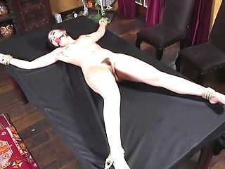 Tying Unexperienced Pornography For The Buxom Asian Willing To Do Anything