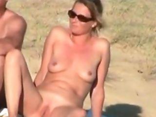 French Matures Duo Fuckfest On Public Beach Lookie Freak