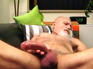 Silver Patriarch Dirty Faggot Teacher Inexperienced Hairy Man Talking Dirty Homo Dirty Jizzing