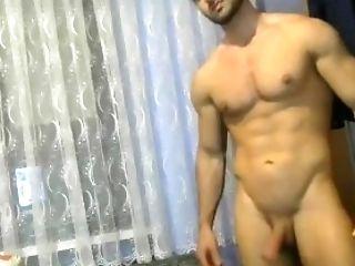 Hot Musckle Fellow