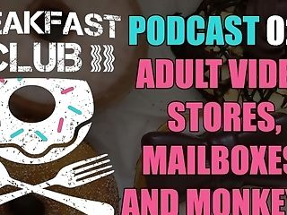 Bc Podcast 025 - Adult Vid Stores, Mailboxes, And Monkeys