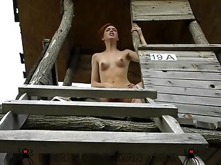 Hot Vixen Anny Aurora Outdoor Pornography Movie