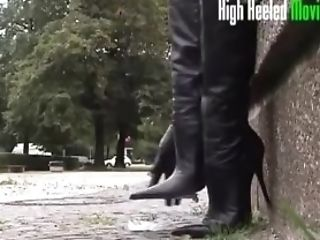 Female Domination Boots Service