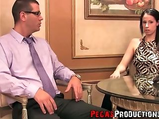 Canadian Wifey Invites Pro Hooker For Her Hook-up-greedy Hubby