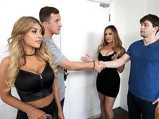 Sexy brazzers cheating thank for