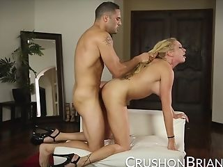 Briana Banks Gets A Good Hard Fucking