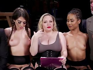 Sadism & Masochism And A Sub Role Is Amazing Practice For Aiden Starr And Kira Noir