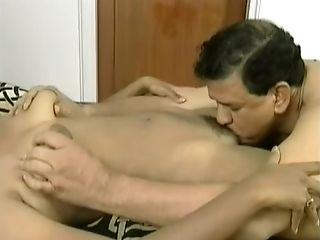 Ultra-cute Indian Nubile Fucked By Grandfather