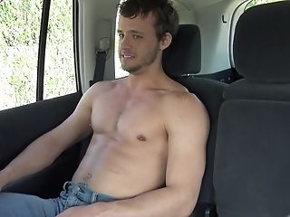 Fucking Friend's Butt In The Car Is What This Man Likes The Most