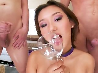 Alina Li - Ultimate Blowbang