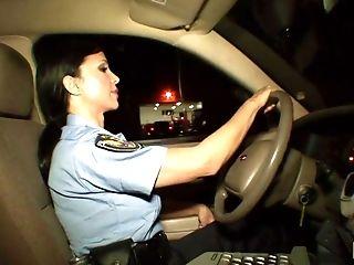 Police Cougar Jewels Jade Hot Romp Clip