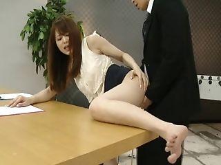 Gym Instructor Eating Akiho Yoshizawa Gash Like Greedy Hyena