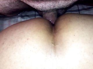 Asian Spunk Fuckslut Attempting To Get Preggo Pt1