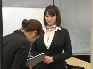Asian Honey Haruna Hana Blows A Dick Like A Pro In The Office