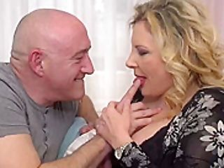 Italian Housewife, Valentina Is Cheating On Her Hubby With His Chief, Every Once In A While