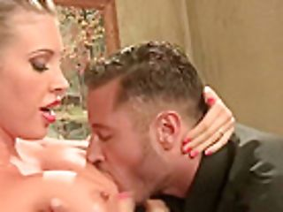 Samantha Saint Gets What She Wants
