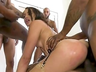 Absolute Madness With A Top Wifey Addicted To Manhood