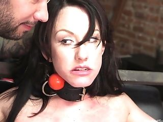 Jennifer Milky Adores Domination & Submission And All Perverted Games With His Beau