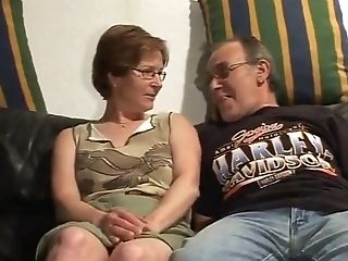 Hot Matures And Her Older Bf Cant Wait To Let The World See Them Fuck!