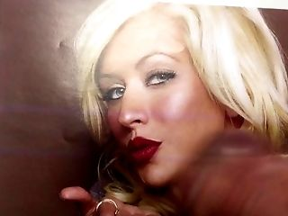 Foto porno christina aguilera agree