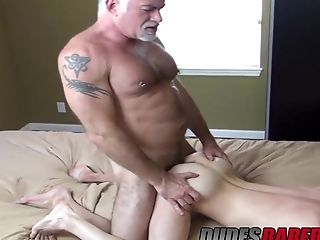 Sean Storm Idolizes Muscle Teacher Jake Marshalls Fat Schlong