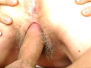 Old Bitch Malya Hooks Up With One Pervy Youthful Neighbor