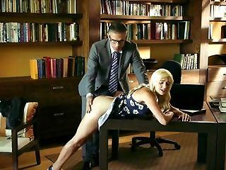 Tushy.com Crazy Blonde Ass-fuck Fucked