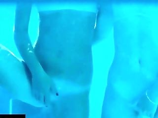 Underwater Sapphic Orgy