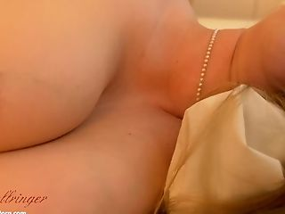 Fucking Your Unaware Step Mom In Sofa 4k