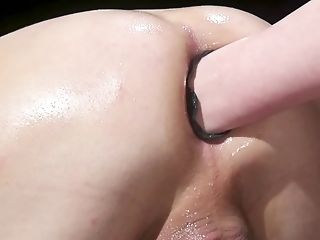 Mistress Cherry Ripped Rectally Knuckles A Masculine Obedient
