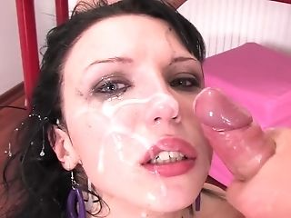 Youthfull Russian Nubile Rough Deepthroat And Ass-fuck Compilation