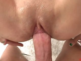 Greased Cooter Of Ariana Marie Is Ready For Some Damn Good Missionary