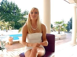 In Demand Hungarian Actress Candee Licious Gives An Interview